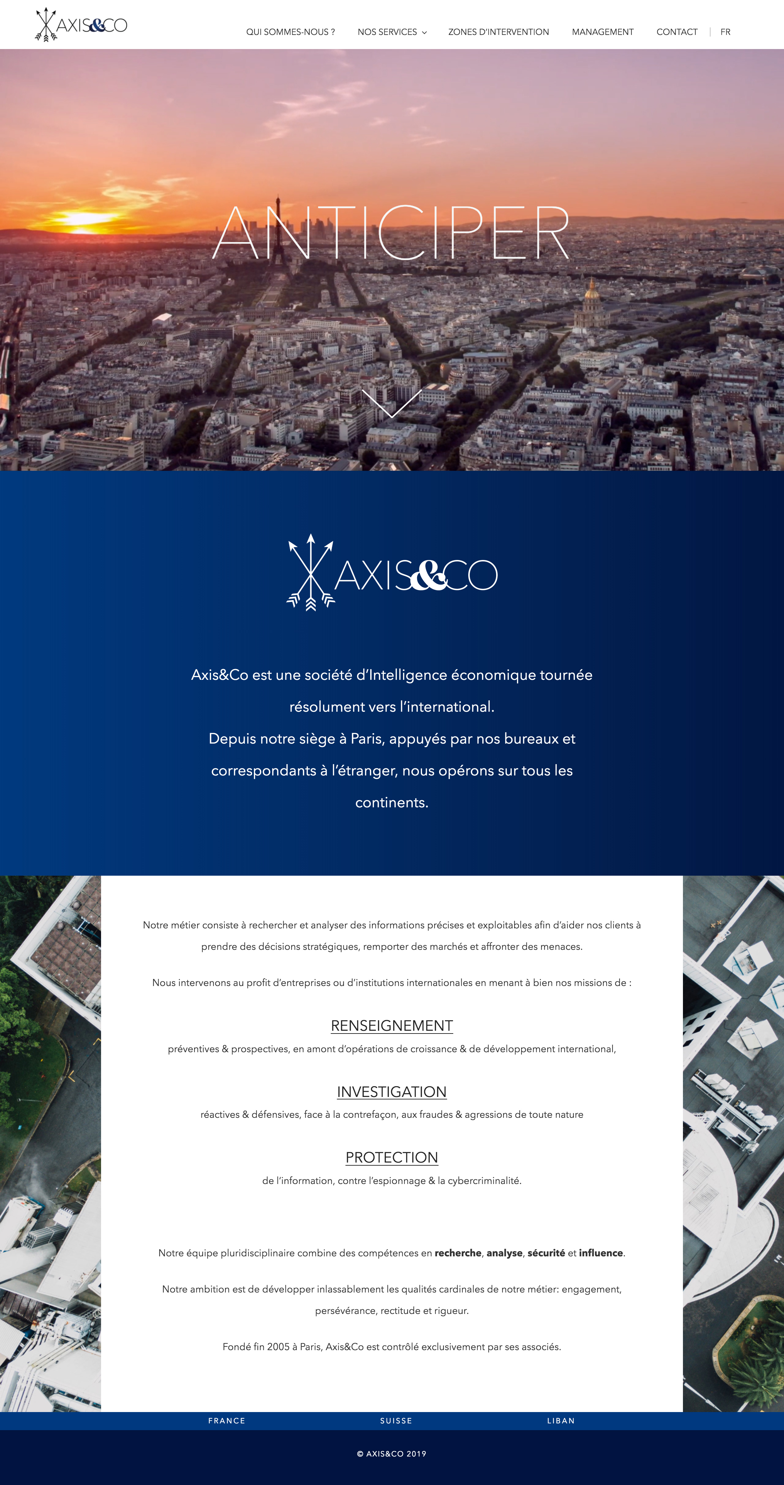 Site Axis & Co